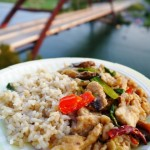 Stir-Fried Chicken with Cashew Nut Bliss