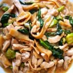 Recipe for How to Make Rad Na Moo