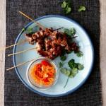 Mu Ping | Thai Grill Pork on Skewers