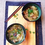Thai Cabbage and Pork Soup Recipe
