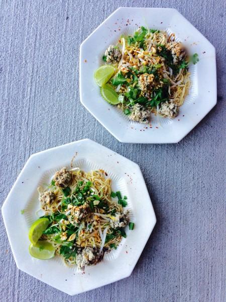 Thai Noodle Bowl   Kuay Tiaw Hang