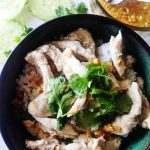 Thai Garlic and Pepper Chicken Stir-Fry Recipe | Thai-Foodie: Such an easy, delicious weeknight meal! All it takes is chicken, lots of garlic and oyster sauce stir-fried and dinner is ready! Make this now! | thai-foodie.com