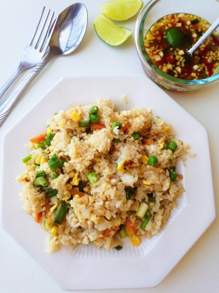 5 Tips on How to Make Perfect Fried Rice | thai-foodie.com