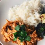 Sriracha Chicken Instant Pot | thai-foodie.com