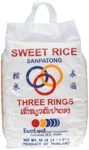 Thai Sticky Rice Recipe | Thai-foodie.com